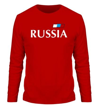 Мужской лонгслив Сборная России по футболу