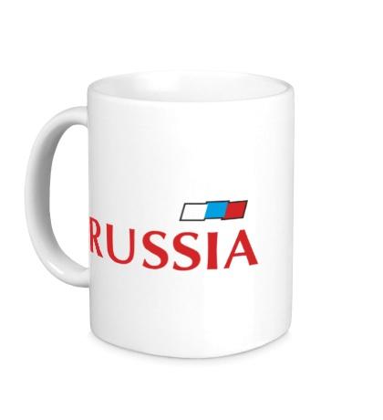 Керамическая кружка Сборная России по футболу