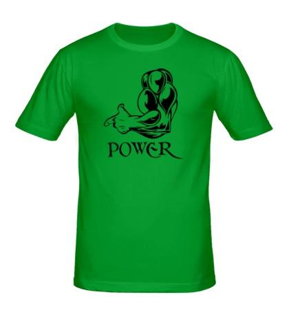 Мужская футболка Max Power