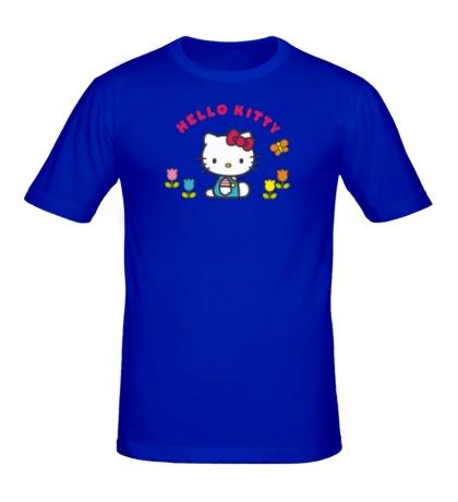 Мужская футболка «Small Kitty»