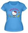Женская футболка «Small Kitty» - Фото 1
