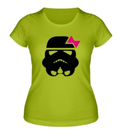 Женская футболка Штурмовик с бантиком