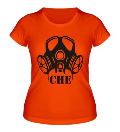 Женская футболка CHE