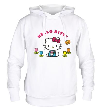 Толстовка с капюшоном Small Kitty