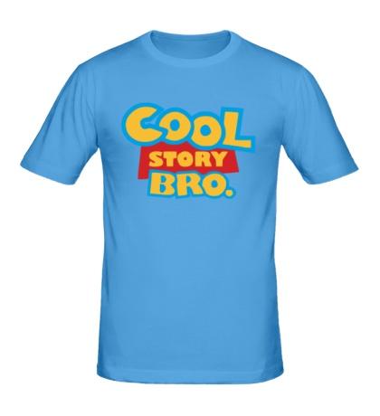 Мужская футболка Cool Story