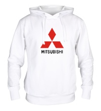 Толстовка с капюшоном Mitsubishi