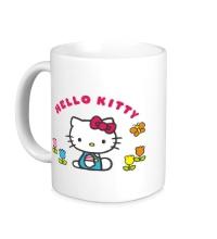 Керамическая кружка Small Kitty