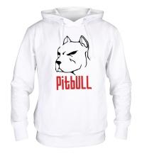 Толстовка с капюшоном Pitbull