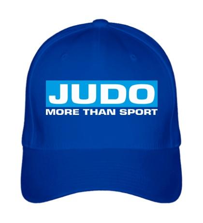 Бейсболка Judo more then sport