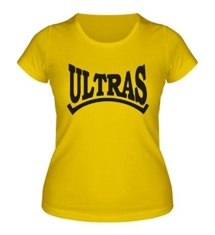Женская футболка Ultras Mega
