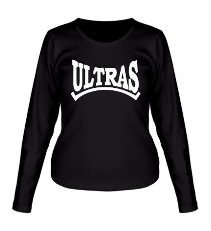 Женский лонгслив Ultras Mega