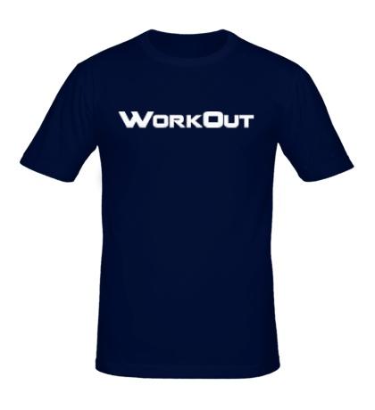 Мужская футболка Территория свободного фитнеса