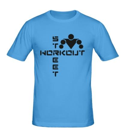 Мужская футболка Street Workout Logo