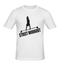 Мужская футболка Street Workout