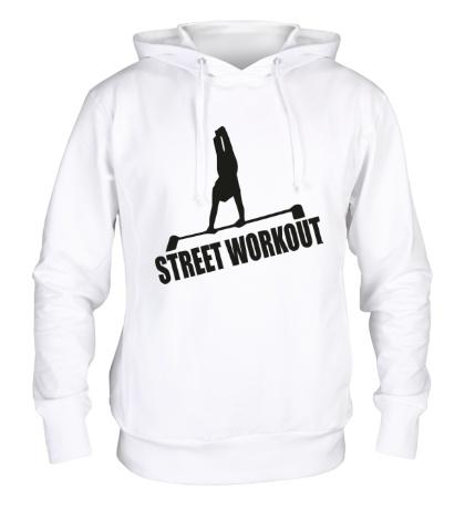 Толстовка с капюшоном Street Workout