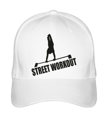 Бейсболка Street Workout