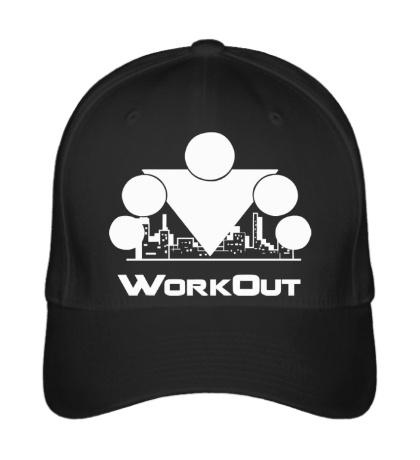 Бейсболка Workout City