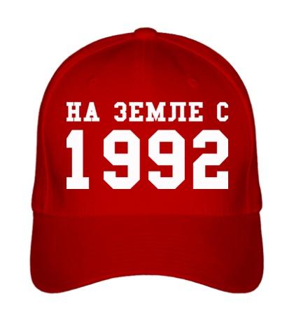 Бейсболка На земле с 1992