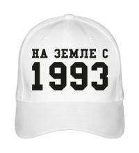 Бейсболка На земле с 1993