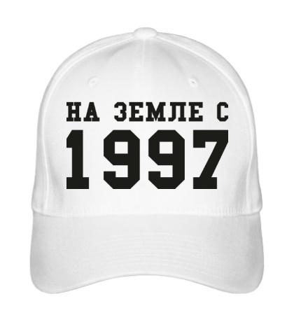 Бейсболка На земле с 1997