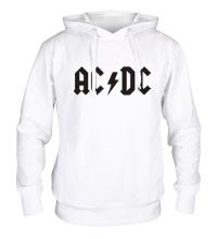 Толстовка с капюшоном AC/DC