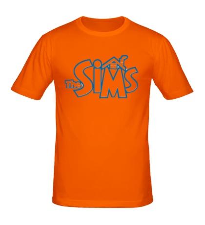 Мужская футболка The Sims