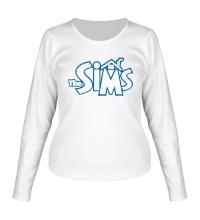 Женский лонгслив The Sims
