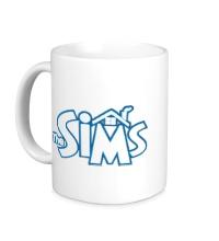 Керамическая кружка The Sims