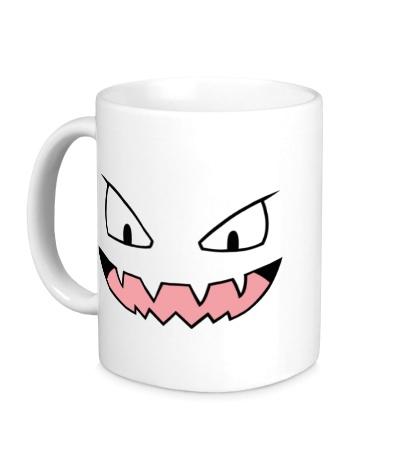 Керамическая кружка Smile Hell