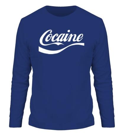 Мужской лонгслив Cocaine