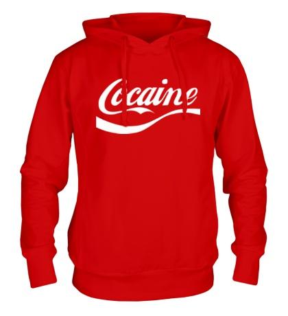 Толстовка с капюшоном Cocaine