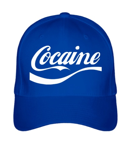 Бейсболка Cocaine