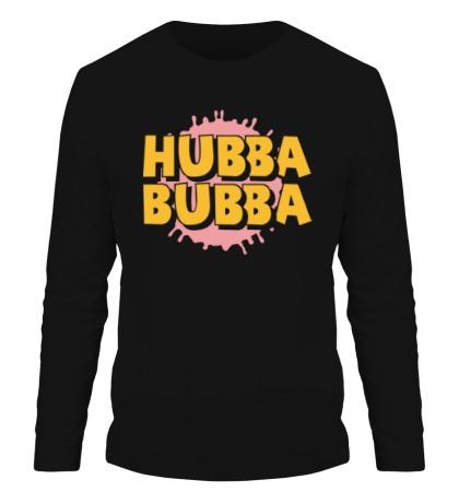 Мужской лонгслив Hubba Bubba