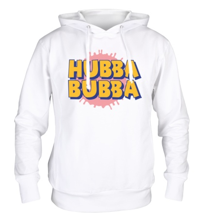 Толстовка с капюшоном Hubba Bubba
