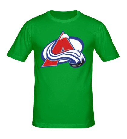 Мужская футболка Colorado Avelanche
