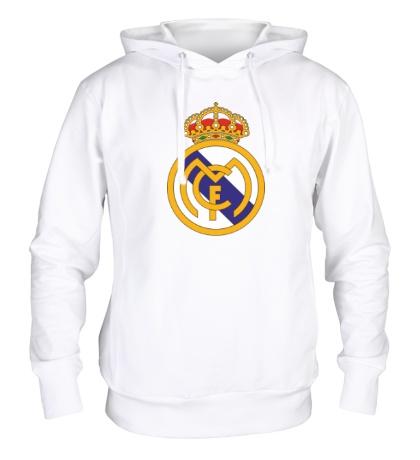 Толстовка с капюшоном FC Real Madrid