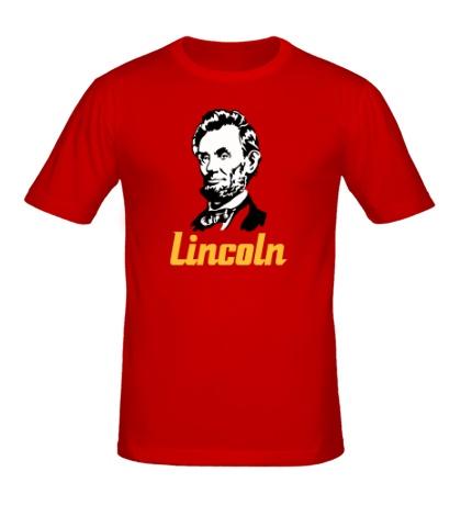 Мужская футболка Abraham Lincoln