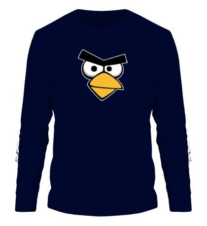 Мужской лонгслив Angry Birds: Red Face