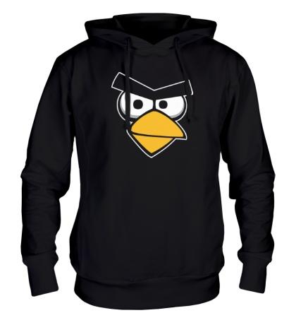 Толстовка с капюшоном Angry Birds: Red Face