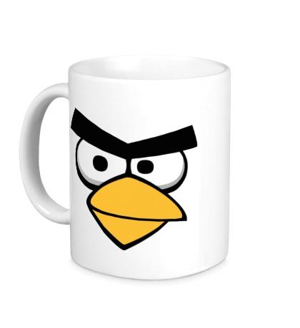 Керамическая кружка Angry Birds: Red Face