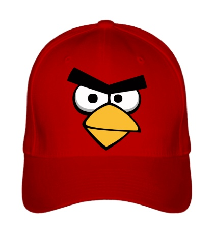 Бейсболка Angry Birds: Red Face