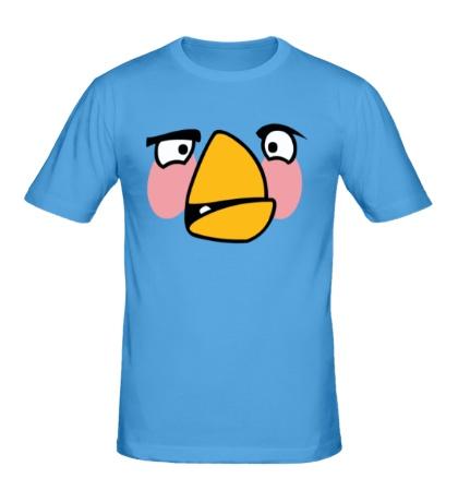 Мужская футболка Angry Birds: Matilda Face