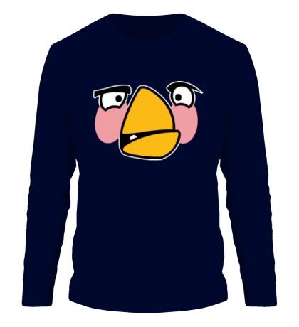 Мужской лонгслив Angry Birds: Matilda Face