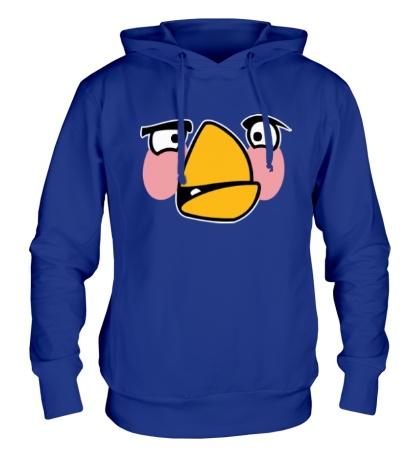 Толстовка с капюшоном Angry Birds: Matilda Face