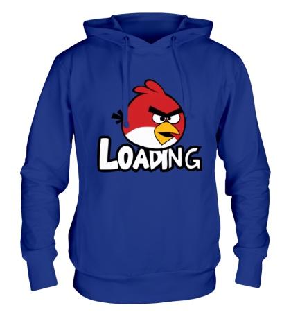 Толстовка с капюшоном Angry Birds Loading
