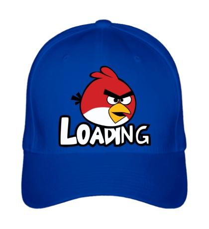 Бейсболка Angry Birds Loading