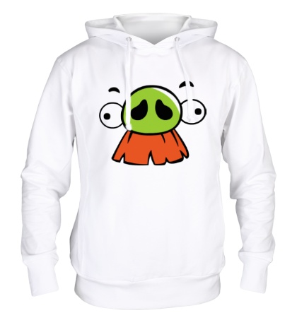 Толстовка с капюшоном Angry Birds: Baron Face