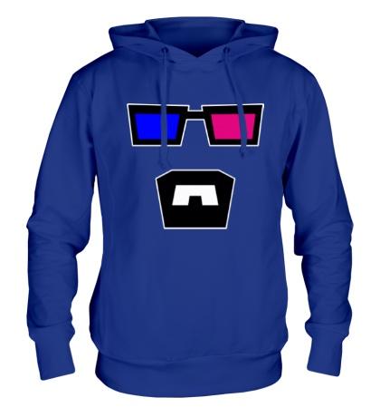 Толстовка с капюшоном Heisenberg Face