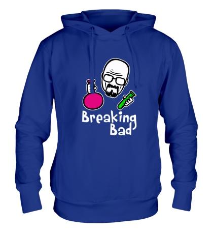 Толстовка с капюшоном Breaking Bad Chemical