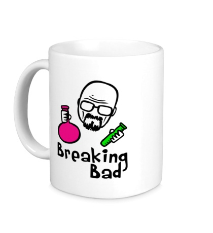 Керамическая кружка Breaking Bad Chemical